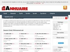 Détails :  Annuaire web, référencement gratuit