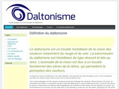 Détails : Daltoniens