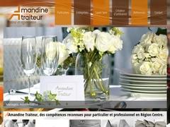 Détails : AMANDINE TRAITEUR, receptions, buffets, seminaires