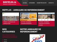 Détails : Referencement automatique Refplus