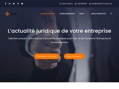 Détails : Cabinets d'avocats