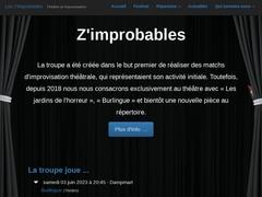 Compagnie Les Z'improbables - Mannuaire.net