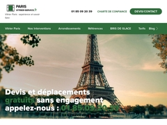 vitrier Paris - Mannuaire.net