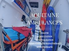 Aquitaine Ambulances - Mannuaire.net