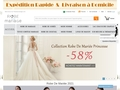 Détails : Robe de mariée costume homme pas cher sur mesure