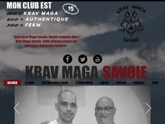 KRAV MAGA SAVOIE - Mannuaire.net