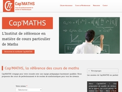 Cours de mathématiques - Mannuaire.net