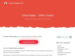 Tchat Radio - Mannuaire.net