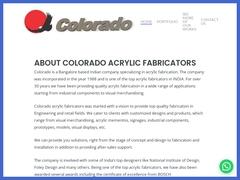 Acrylic Fabricators - Mannuaire.net