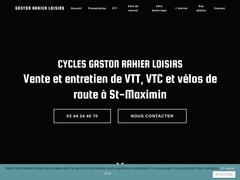 CYCLES GASTON RAHIER