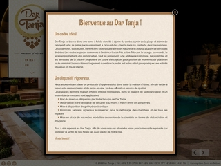 Dar Tanja : Maison d'hôtes à Tanger