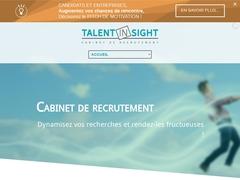 TALENT IN SIGHT, Cabinet de recrutement à Lyon - Mannuaire.net