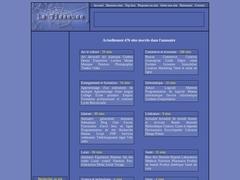 Détails : Annuaire généraliste La Tisseuse