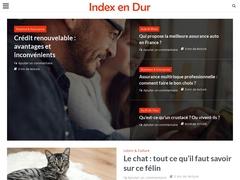 Détails : Annuaire internet gratuit index en dur