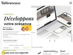 Referenceur.ch, agence de référencement Google - Mannuaire.net