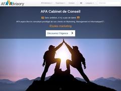 AFA Advisory - Agence Web et Marketing Digital