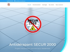 Antidérapant Secur - Mannuaire.net