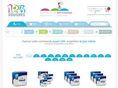 couches pampers pas cher en promo