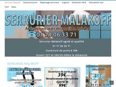 Serrurier Malakoff - Mannuaire.net