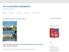 VTT CLUB GEVREY-CHAMBERTIN