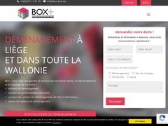 Garde-meuble et box de stockage à Liège - Mannuaire.net