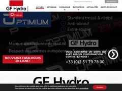 GF Hydro : flexibles hydrauliques et connectiques