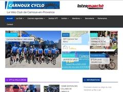Carnoux Cyclo Le Blog - Le Club Velo Route et VTT de Carnoux en Provence
