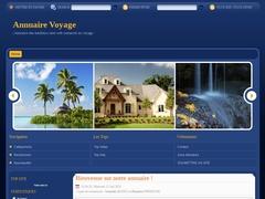 Détails : Annuaire des voyages Vacances et affaires