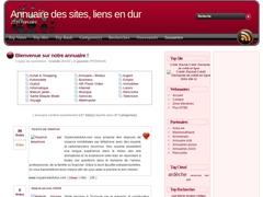 Détails : Annuaire des sites generalistes