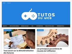 Tutos du Web - Mannuaire.net