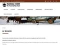Randals bison - Elevage de bisons,restaurant et chambres d'hôtes.