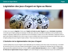 jean christophe turet - marrakech - Mannuaire.net