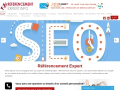 Agence de référencement Expert - Mannuaire.net