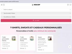 Creer son tee shirt personnalisé - Mannuaire.net