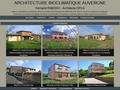 trouver architecte pour maison bioclimatique en région auvergne