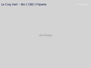 Le Coq Vert, une boutique de produits Bio Made in France !