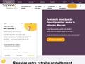 Sapiendo : simulateur de retraite en ligne