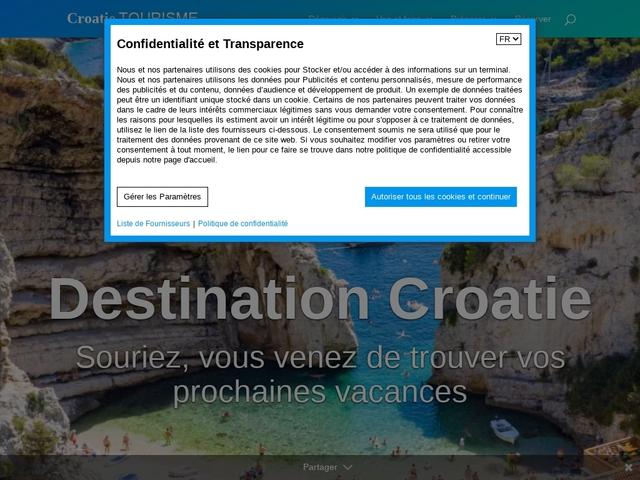 Découverte de la Croatie