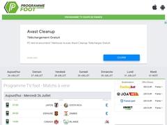 Calendrier des matchs retransmis à la télévision - Mannuaire.net