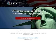 Demande visa esta Usa - Mannuaire.net
