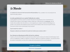 Le Monde.fr - Actualités et Infos