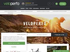 MAGASIN VELOS VELOPERFO - N°1 de la vente de vélos sur Internet