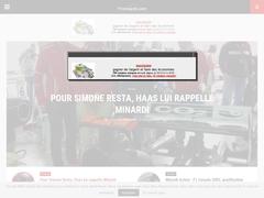 F1 Minardi - Mannuaire.net