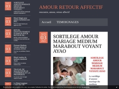 LE PUISSANT MEDIUM MAITRE MARABOUT VOYANT AYAO - Mannuaire.net