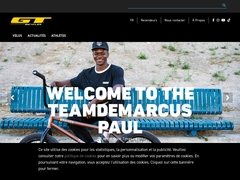 GT Bicycles - Mountain Bikes, BMX, and Road Bikes