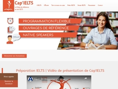 IELTS à Paris et Toulouse