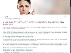Chirurgie esthetique Tunisie : Clinique Esthetique - Mannuaire.net