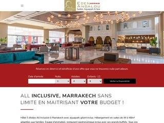Hotel 5 etoiles Marrakech
