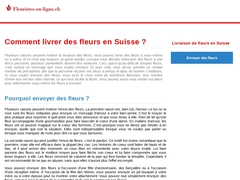L'annuaire des fleuristes en Suisse romande - Mannuaire.net