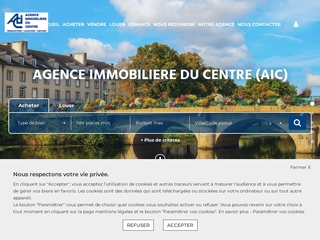 Agence Immobilière du Centre